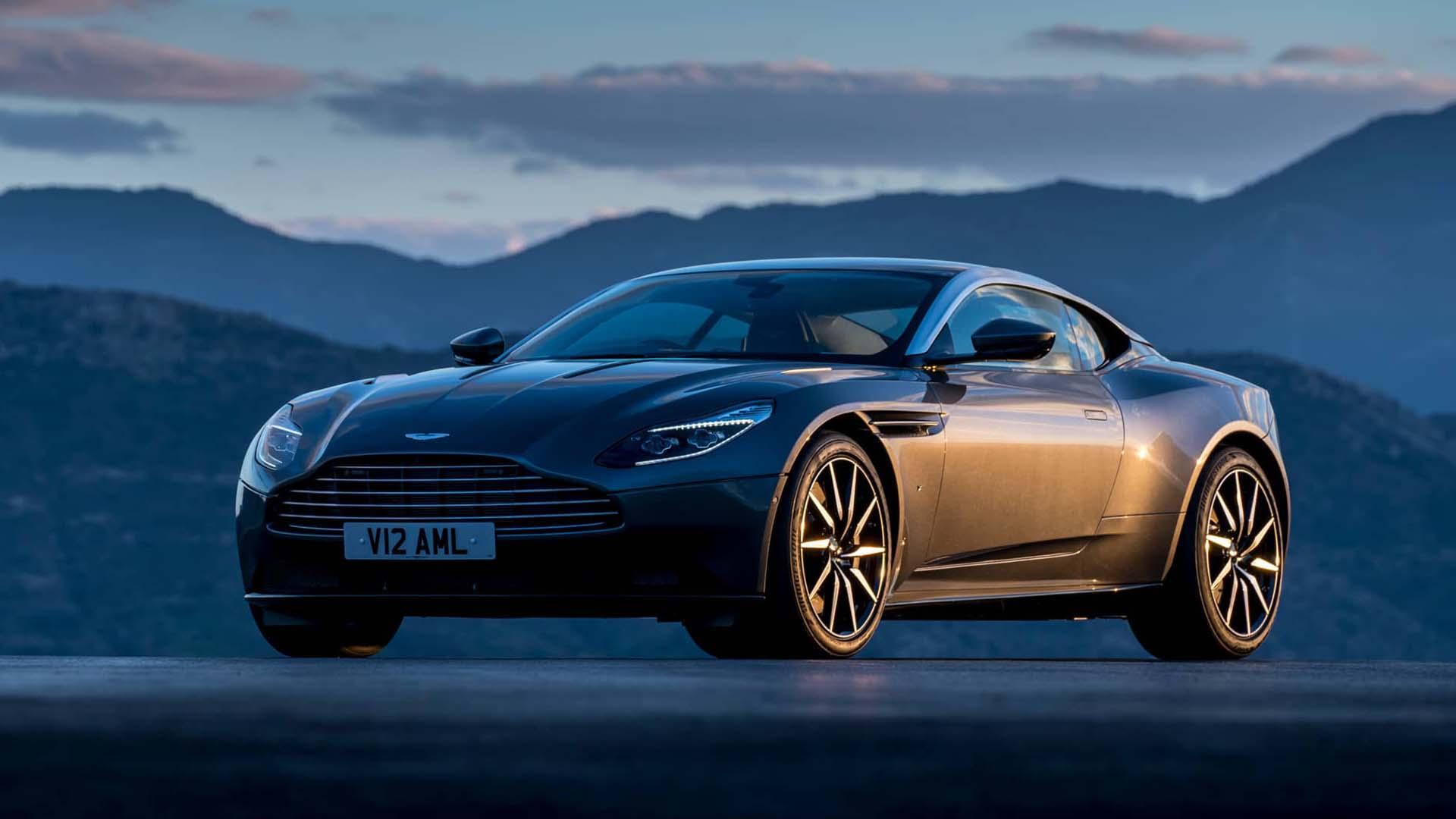 Kroymans Aston Martin