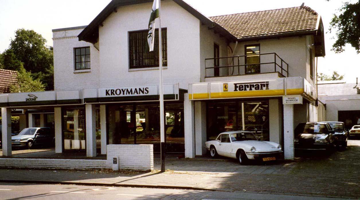 Kroymans Historie 7