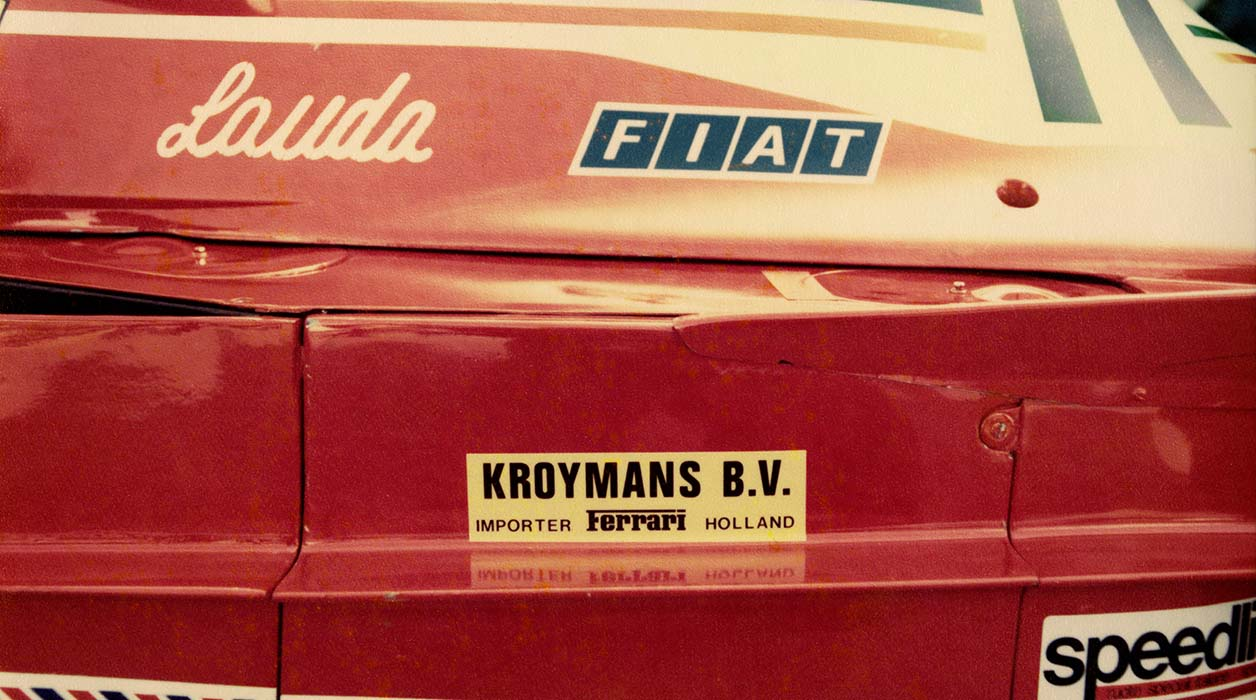 Kroymans Historie 8