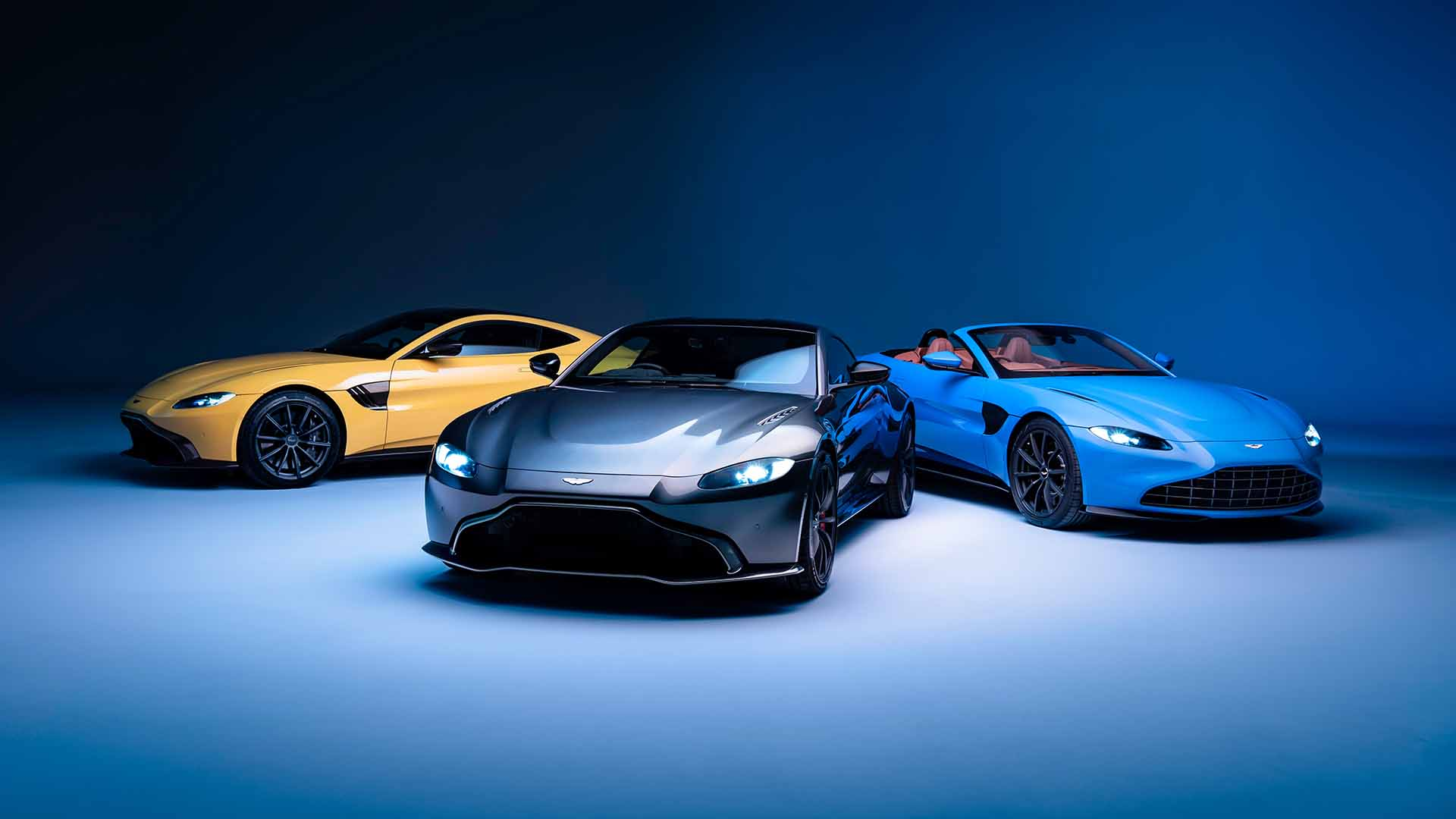 Vantage Colour Shot